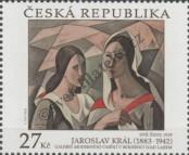 Stamp Czech republic Catalog number: 908