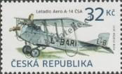 Stamp Czech republic Catalog number: 912