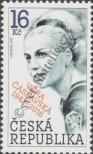 Stamp Czech republic Catalog number: 922