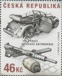 Stamp Czech republic Catalog number: 923