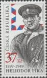 Stamp Czech republic Catalog number: 926