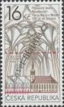 Stamp Czech republic Catalog number: 932