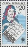 Stamp Czech republic Catalog number: 942