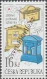 Stamp Czech republic Catalog number: 943