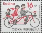 Stamp Czech republic Catalog number: 944