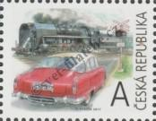 Stamp Czech republic Catalog number: 948