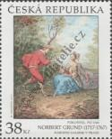 Stamp Czech republic Catalog number: 950
