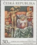 Stamp Czech republic Catalog number: 952