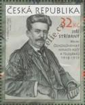 Stamp Czech republic Catalog number: 953