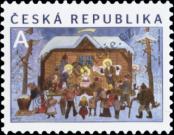 Stamp Czech republic Catalog number: 826