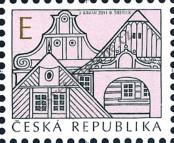 Stamp Czech republic Catalog number: 674