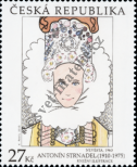 Stamp Czech republic Catalog number: 867