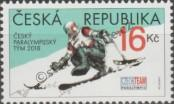 Stamp Czech republic Catalog number: 957