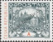 Stamp Czech republic Catalog number: 961
