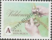 Stamp Czech republic Catalog number: 962