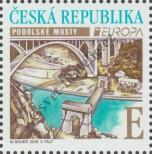 Stamp Czech republic Catalog number: 977