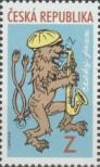 Stamp Czech republic Catalog number: 978