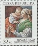 Stamp Czech republic Catalog number: 979