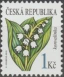 Stamp Czech republic Catalog number: 985