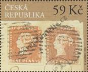 Stamp Czech republic Catalog number: 986