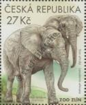 Stamp Czech republic Catalog number: 992