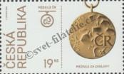 Stamp Czech republic Catalog number: 1000