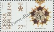 Stamp Czech republic Catalog number: 1002
