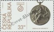 Stamp Czech republic Catalog number: 1003