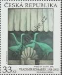 Stamp Czech republic Catalog number: 1010