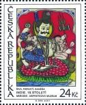 Stamp Czech republic Catalog number: 503