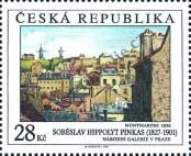 Stamp Czech republic Catalog number: 534