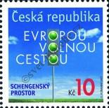 Stamp Czech republic Catalog number: 537