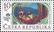 Stamp Czech republic Catalog number: 548