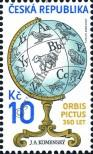 Stamp Czech republic Catalog number: 550