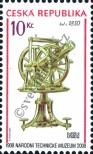 Stamp Czech republic Catalog number: 555