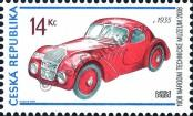 Stamp Czech republic Catalog number: 556