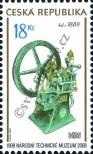 Stamp Czech republic Catalog number: 557