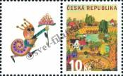 Stamp Czech republic Catalog number: 572