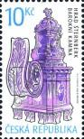 Stamp Czech republic Catalog number: 575