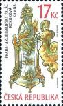 Stamp Czech republic Catalog number: 576