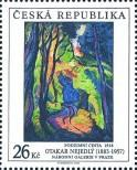Stamp Czech republic Catalog number: 578