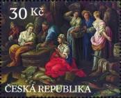 Stamp Czech republic Catalog number: 579