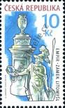 Stamp Czech republic Catalog number: 610