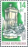 Stamp Czech republic Catalog number: 611