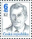 Stamp Czech republic Catalog number: 334