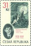 Stamp Czech republic Catalog number: 421