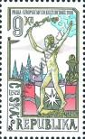 Stamp Czech republic Catalog number: 248