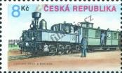 Stamp Czech republic Catalog number: 252
