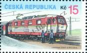 Stamp Czech republic Catalog number: 253