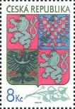 Stamp Czech republic Catalog number: 10